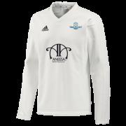 Newcastle City CC Adidas L/S Playing Sweater