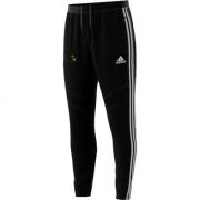 Buckden CC Adidas Black Training Pants