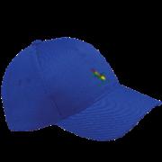 Buckden CC Royal Blue Baseball Cap