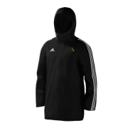 Buckden CC Black Adidas Stadium Jacket