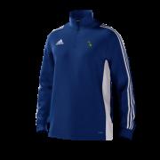 Buckden CC Adidas Blue Training Top