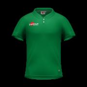Samurai Green Polo Front