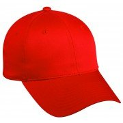 Dronfield Woodhouse CC Red Baseball Cap