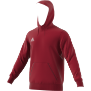 St Michael's on Wyre Adidas Red Junior Hoody (adult sizes)