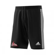 Gibraltar CC Adidas Black Training Shorts