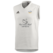 South Milford CC Adidas Junior Playing Sweater