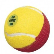 Gunn and Moore SwingKing Cricket Ball - Red/Yellow