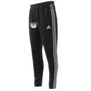 Gravesend CC Adidas Black Junior Training Pants