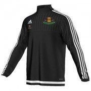 Rainford CC Adidas Black Junior Training Top
