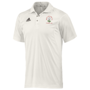 West Hallam White Rose CC Adidas Elite Junior Playing Shirt