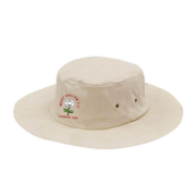 West Hallam White Rose CC Sun Hat