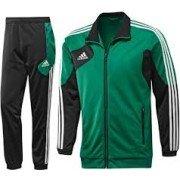 Adidas Condivo 12 Green/Black Presentation Tracksuit