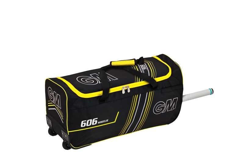2018 Gunn and Moore 606 Wheelie Cricket Bag