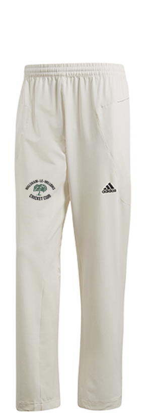 Walsham Le Willows CC Adidas Elite Playing Trousers