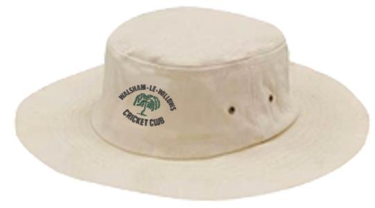 Walsham Le Willows CC Sun Hat