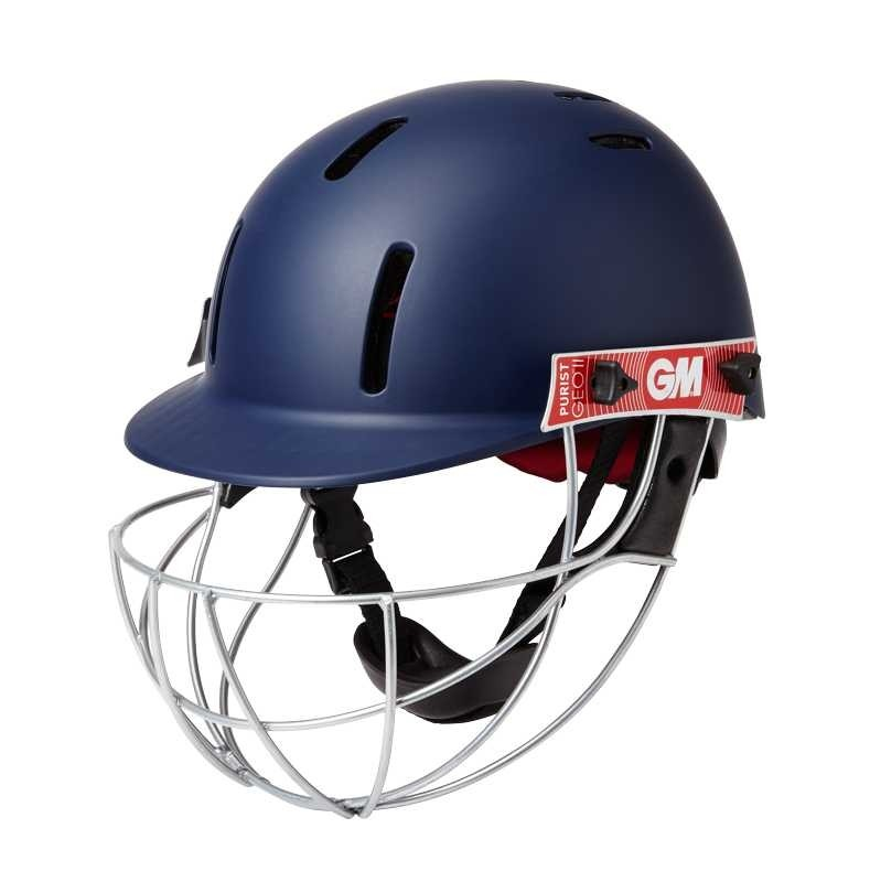2019 Gunn and Moore Purist Geo II Junior Cricket Helmet