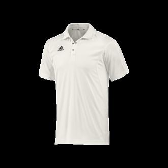 2021 Adidas Cricket Short Sleeve Shirt