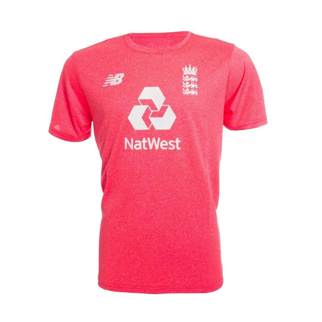 2017 New Balance England Cricket Cotton T-Shirt