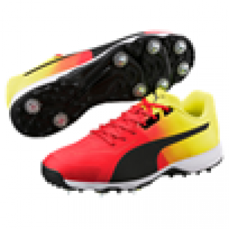 a349f2caeddca7 2018 Puma evoSPEED 18.1 Spike Cricket Shoes Fade