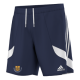 Acomb CC Adidas Navy Training Shorts