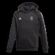 Carlton CC Adidas Black Fleece Hoody