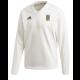 Carlton CC Adidas Elite Long Sleeve Sweater
