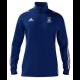 Didsbury CC Adidas Blue Zip Training Top