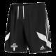 Eaton CC Adidas Black Training Shorts