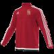 Methley CC Adidas Red Junior Training Top