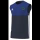 Oakamoor CC Adidas Navy Training Vest