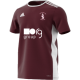 Doncaster Town CC Adidas White Junior Training Jersey