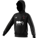 Doncaster Town CC Adidas Black Hoody