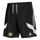 Scholes CC Adidas Black Training Shorts