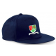 Great Bromley & District CC Navy Snapback Hat