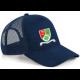 Great Bromley & District CC Navy Trucker Hat