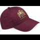 East Horsley CC Maroon Baseball Cap