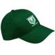 Stainborough CC Green Baseball Cap