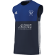 Mirfield CC Adidas Navy Training Vest