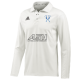 Mirfield CC Adidas Elite L/S Playing Shirt