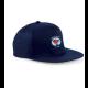Pacific CC Navy Snapback Hat