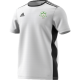 Lindsell CC Adidas White Junior Training Jersey