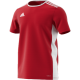 Lancaster University CC Adidas Red Training Jersey