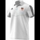 Lancaster University CC Adidas White Polo