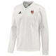 Lancaster University CC Adidas L/S Playing Sweater