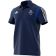 Rosedale Abbey CC Adidas Navy Polo