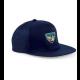 Warriors CC Navy Snapback Hat