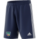 North West Warriors CC Coaches Adidas Navy Training Shorts