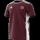 Oakwood Park Grammar School CC Adidas Maroon Junior Training Jersey