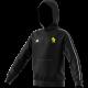 Sully Centurions CC Adidas Black Junior Fleece Hoody