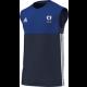Broadwater CC Adidas Navy Training Vest